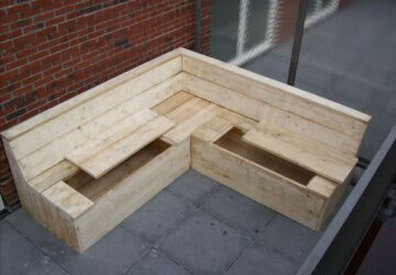 Steigerhouten meubelen zelf maken